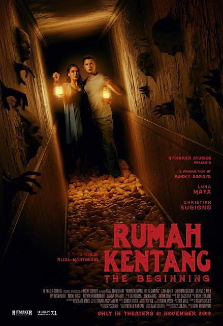 Review Film Rumah Kentang: The Beginning, Horor Klasik yang Terkesan Dipaksakan