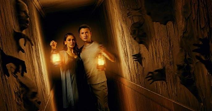 Review Film Rumah Kentang The Beginning Horor Klasik Yang Terkesan Dipaksakan