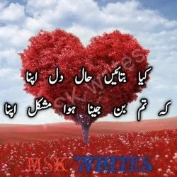 Haal E Dil Poetry