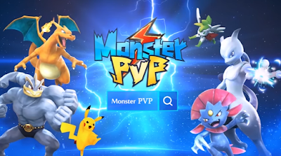 Pika Go Monster PvP v0.8.1 Apk Data Terbaru