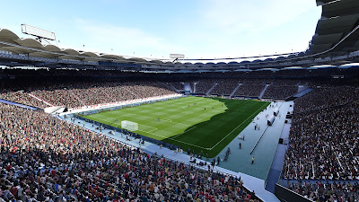 PES 2020 Stadium Mercedes-Benz Arena