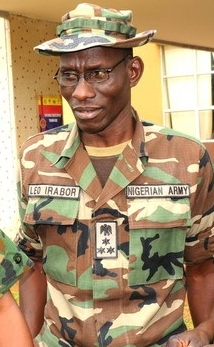 major general lucky irabor