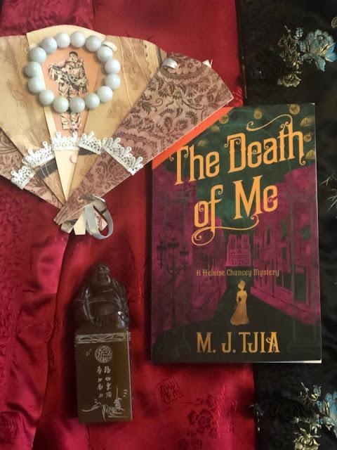 historical mystery set in Victorian England, Chez Maximka, book blogger