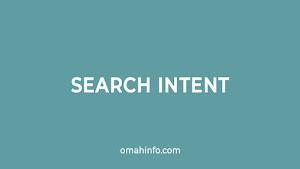 Pengertian Search Intent