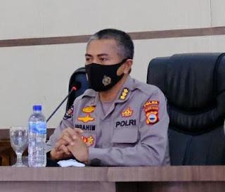 Kapolri Keluarkan TR Direktif Penanganan Unjuk Rasa Buruh Dalam Penolakan Omnibus Law