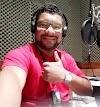 Robson Greick comemora neste sábado, 31 de julho, 17 anos no rádio