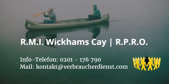 R.M.I. Wickhams Cay  R.P.R.O.