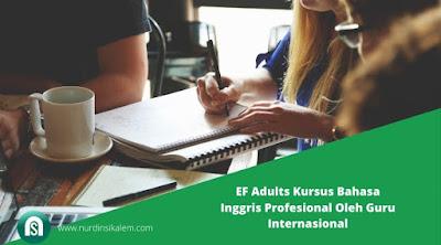 EF Adults Kursus Bahasa Inggris Profesional Oleh Guru Internasional