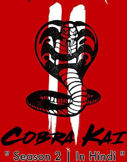 Cobra Kai S02 All Episodes Dual Audio {Hindi+English} 720p HDRip