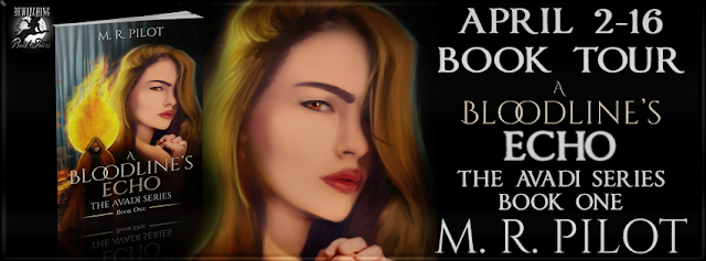 Interview & Giveaway with M.R. Pilot, author of A Bloodline's Echo