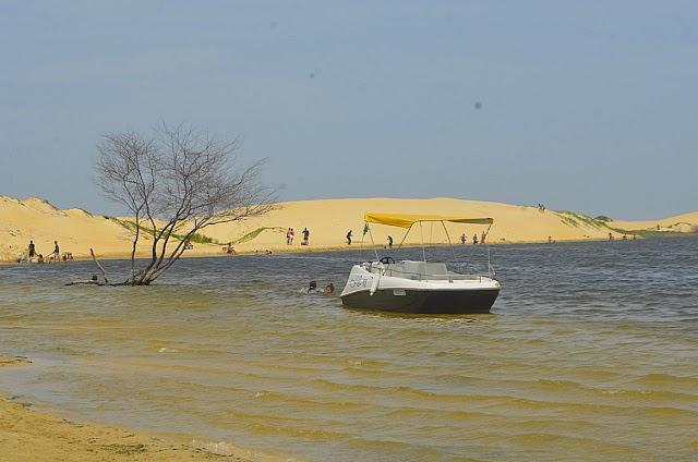 Destino Turístico: Lagoa do Portinho