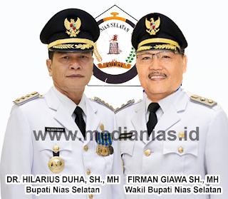 Hilarius Duha - Firman Giawa di Jadwalkan Besok di Lantik Oleh Gubernur Sumut