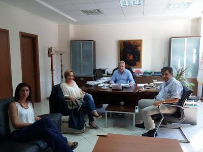Συνάντηση Δημάρχου Ηγουμενίτσας με εκπαιδευτικούς ειδικής αγωγής
