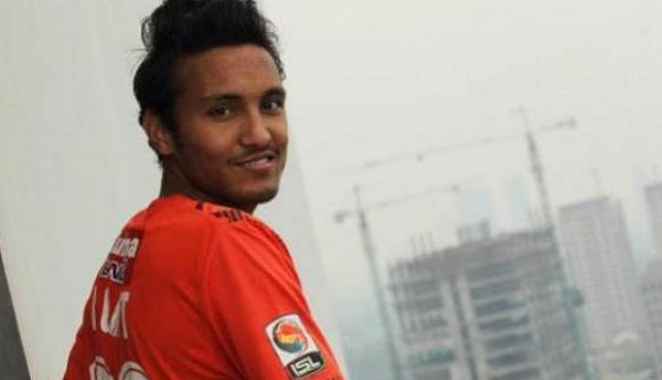 Rohit Chand Resmi Berseragam Persija Jakarta