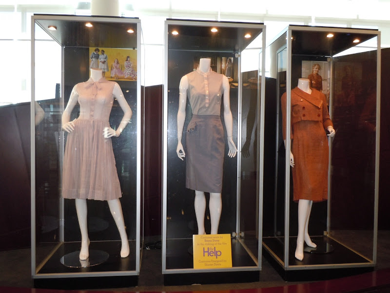 Emma Stone The Help movie costumes