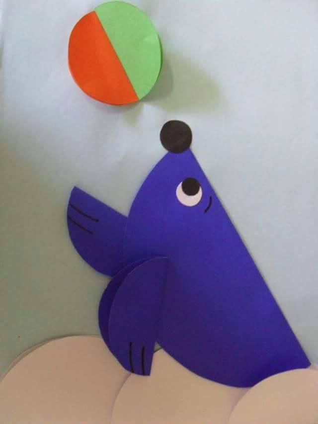 أفكار لعمل أنشطة فنية لأطفال الحضانة 11941231_16058596596
