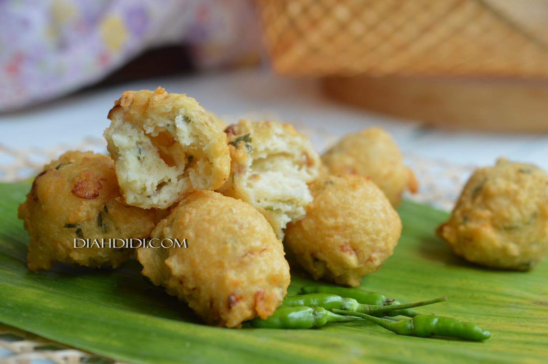 Diah Didis Kitchen Perkedel Kentang Crunchy