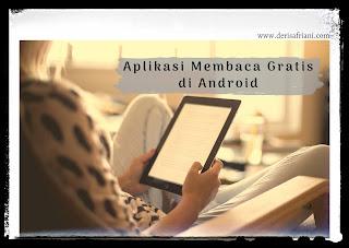 Aplikasi membaca gratis
