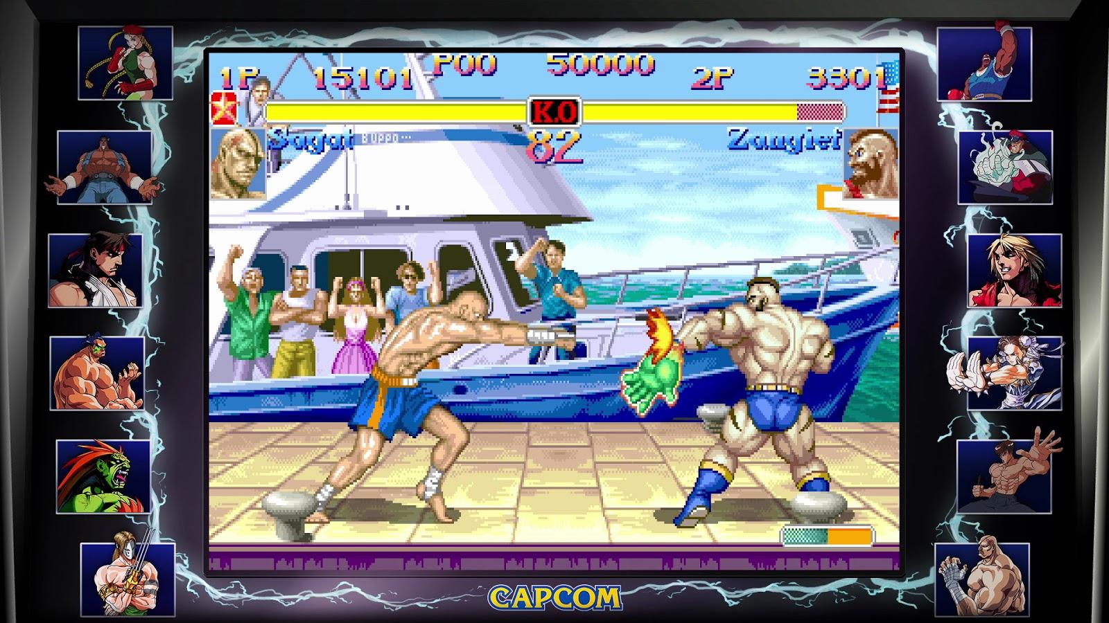 Street Fighter 30th Anniversary Collection PC ESPAÑOL (SKIDROW) + REPACK 1 DVD5 (JPW) 1
