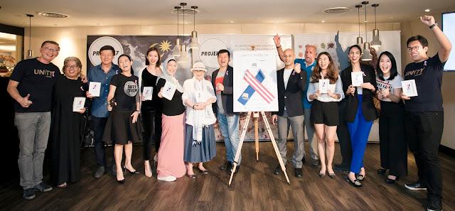 DIALOG PERPADUAN MENYEMARAKKAN RASA CINTA AKAN BANGSA DAN RAKYAT MALAYSIA, PROJEK57,