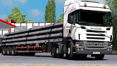 Skin Pack Scania RJL v1 for 1.30-Up