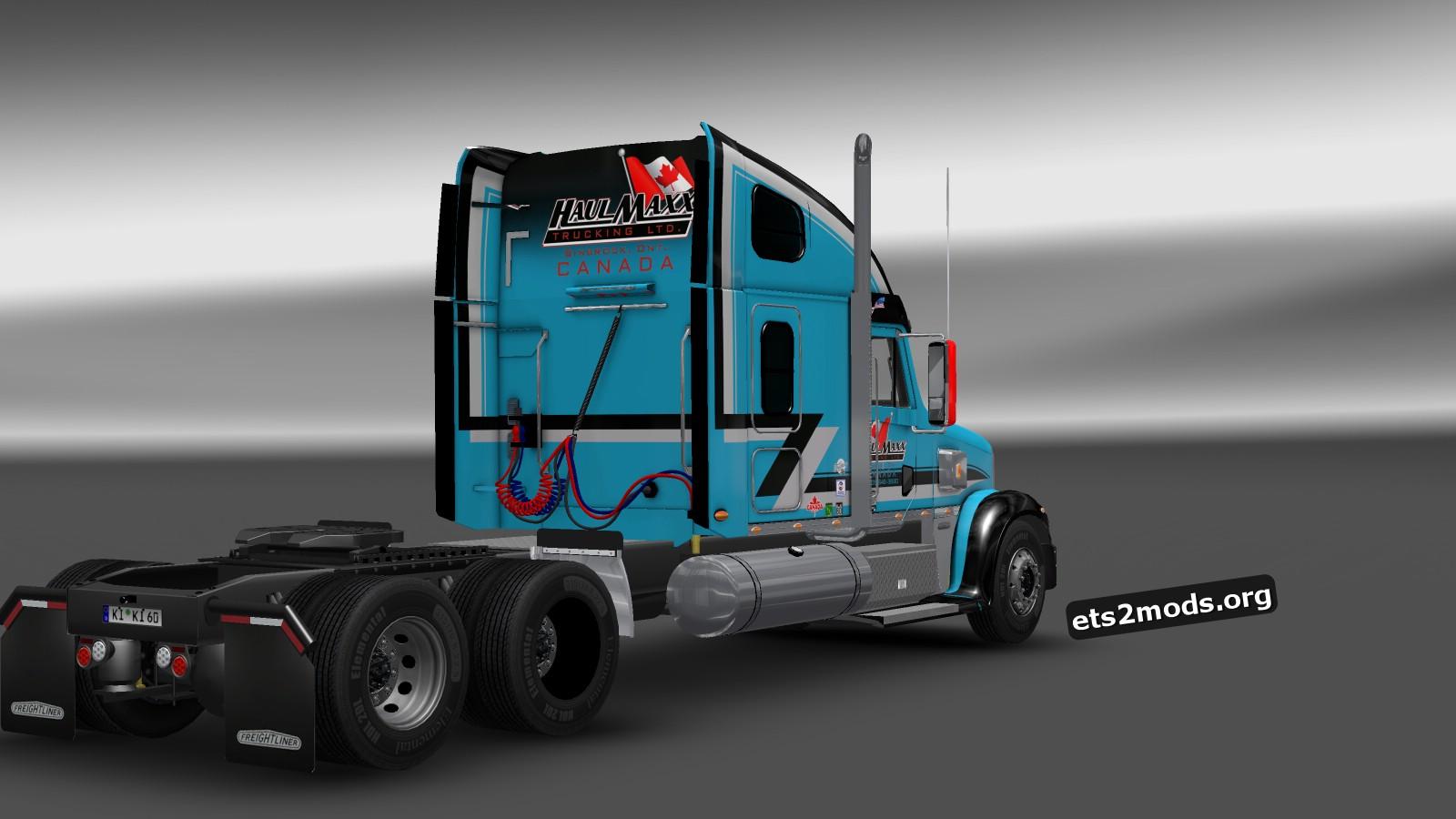 Haul Maxx Skin for Freightliner Coronado