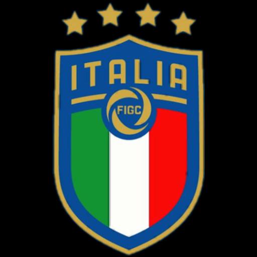 Kit Đội Tuyển ( ĐTQG ) ITALIA + Logo Dream League Soccer 2021