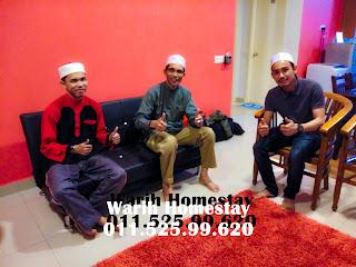 Warih-Homestay-Ustaz-Zakaria-AlQuran-Haraki