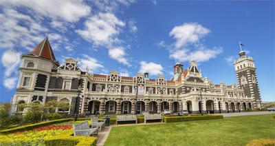 منحة Aukland للبكالوريوس والدراسات العليا في نيوزيلاندا