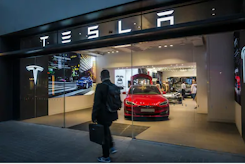 Leaking of Sensitive Information Tesla Warns Employees