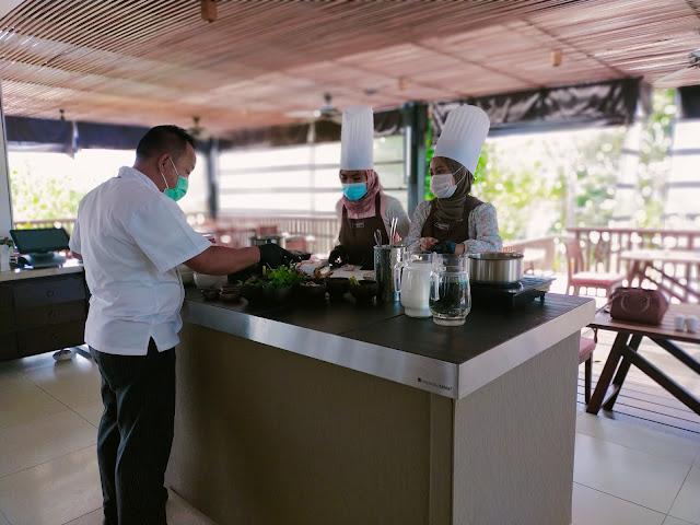 Cooking Clas Residence Bintan