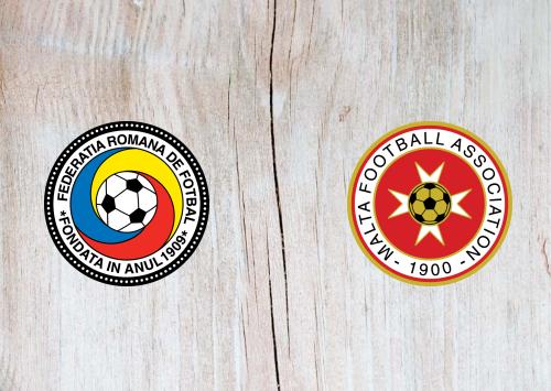 Romania vs Malta -Highlights 8 September 2019