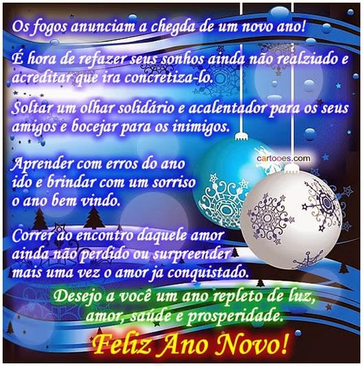 Mensagens De Feliz Ano Novo Para Facebook