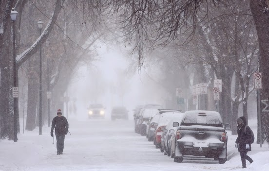 5 Coldest Large American Cities Snow Addiction News