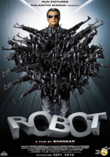 Robot 2010 Full Hindi Movie Download BRRip 720p