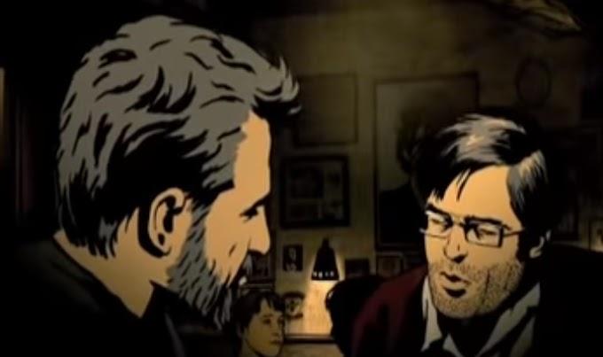 Waltz with Bashir (2008). Βαλς με τον Μπασίρ