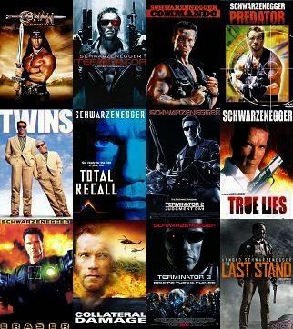 Arnold Schwarzenegger filmek