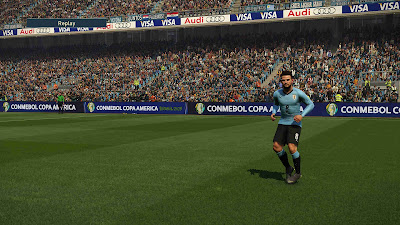 PES 2019 Adboards Copa America 2019 by Chosefs