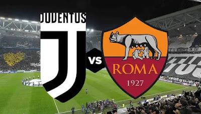 مشاهدة مباراة يوفنتوس وروما 1-8-2020 بث مباشر في الدوري الايطالي
