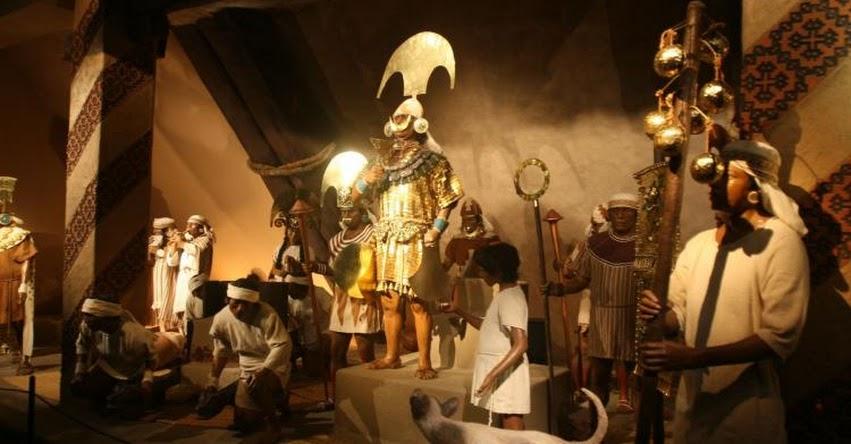 PROMPERÚ: Conoce el museo de Sipán y otros atractivos turísticos de Lambayeque [VIDEO] www.promperu.gob.pe
