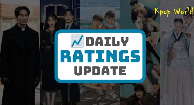 Korean drama real-time ratings