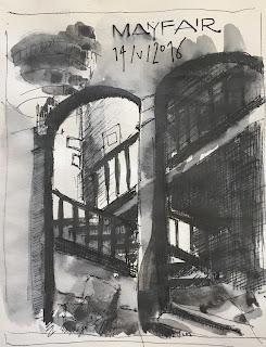 crosshatching,ink,mayfair,sketch