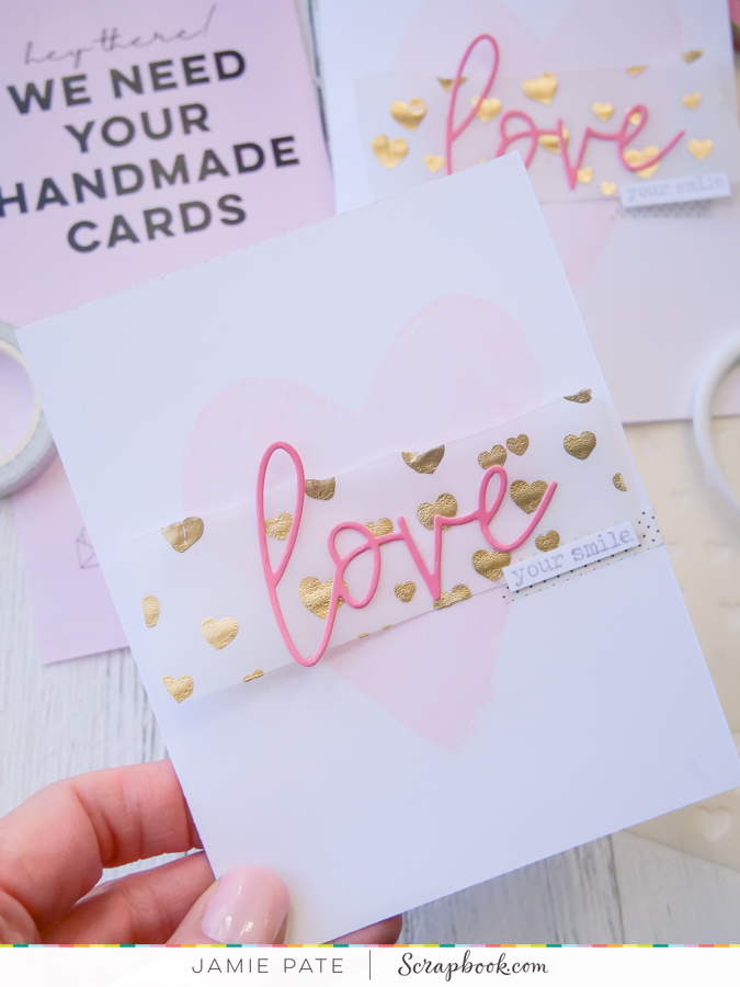 Card Inspiration: Cards For Kindness by Jamie Pate