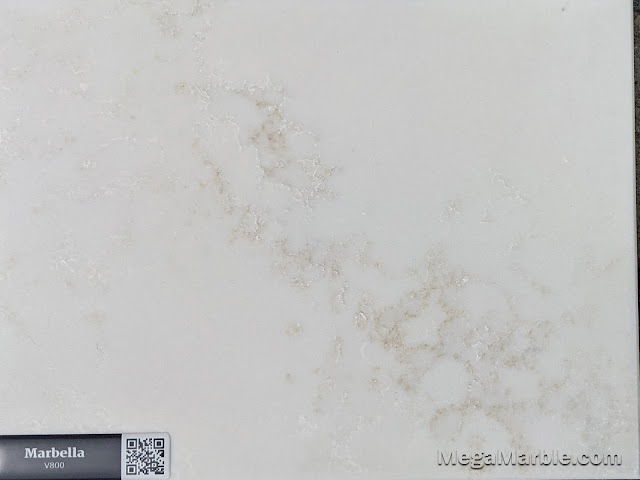 Quartz Stone Color marbella v800