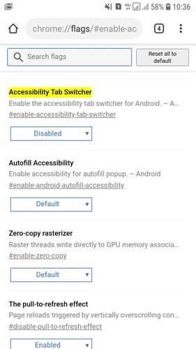 tips dan trik google chrome versi seluler android dan ios