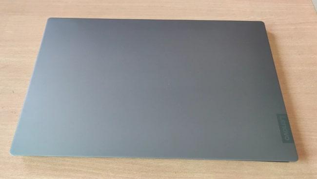 Lenovo IdeaPad S540 has all-aluminum build.