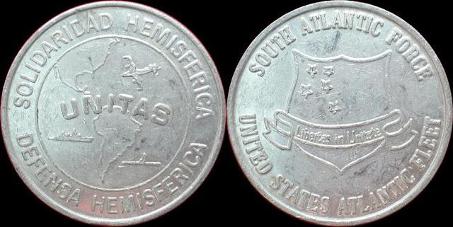Medalla UNITAS