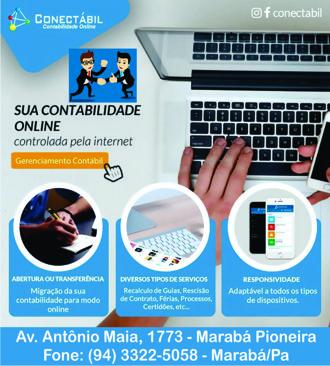 "CONECTÁBIL ""CONTABILIDADE ONLINE"" -- MARABÁ/PA"