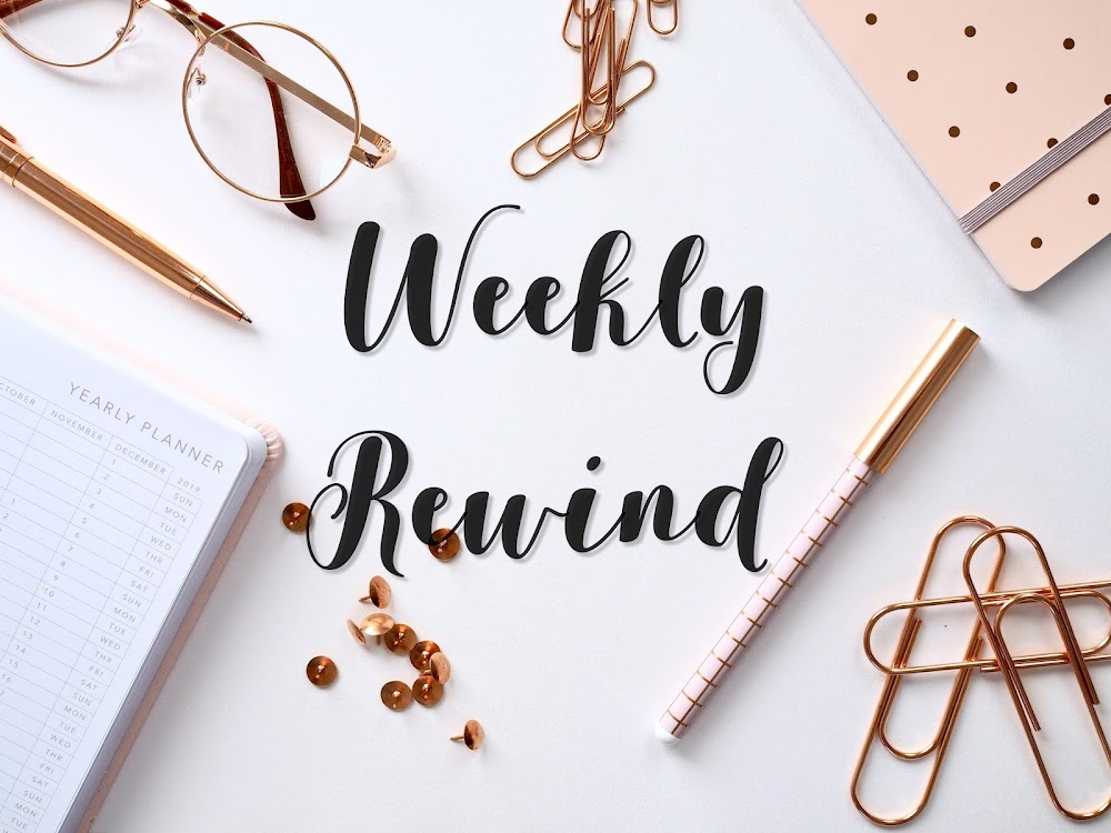 Bi-Weekly Rewind ~ 6.15.19 | Blood Tests + Traveling