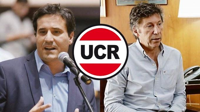 UCR: Abad y Posse presentaron listas y competirán por el Comité Provincia